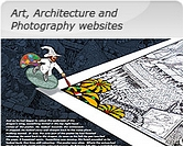 Art, Architecture and Photography websites